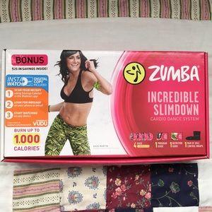Zumba Incredible Slimdown